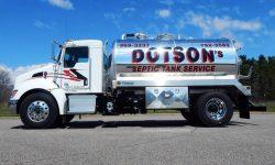 Dotson's Septic Tank Service- challenger 607