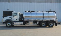 Huber Corporation Dominator PD. 4,000 gallon. 4310 or 4307 NVE package