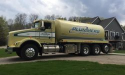 Plummers Waste Group- 4307 NVE Blower